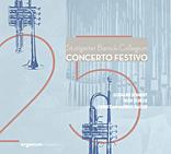 Concerto festivo – 25 Jahre Stuttgarter Barock-Collegium Musik für 2 Trompeten und Orgel Ogm 111010